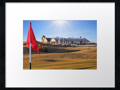 St Andrews Golf 8 Print or canvas. Example 40cm x 30cm framed print