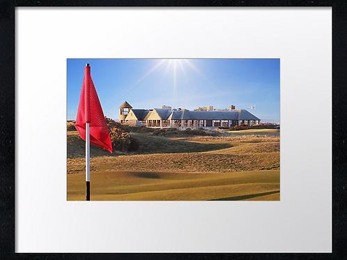 St Andrews Golf 8 Print or canvas. Example 40cm x 30cm framed print