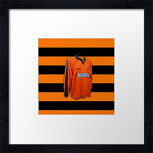 "Dundee United (3) (Example shown 10"" Framed print £21.50)"