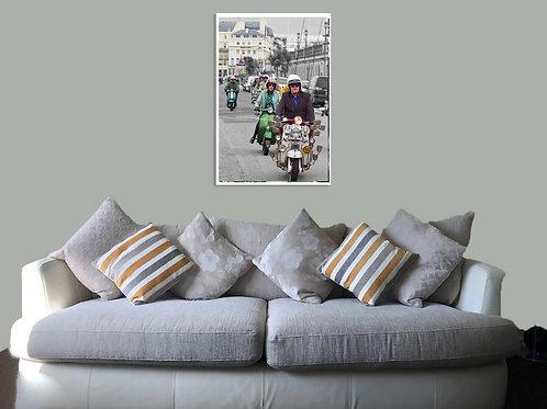 Brighton 20 103 Print,  Framed print, canvas print or poster