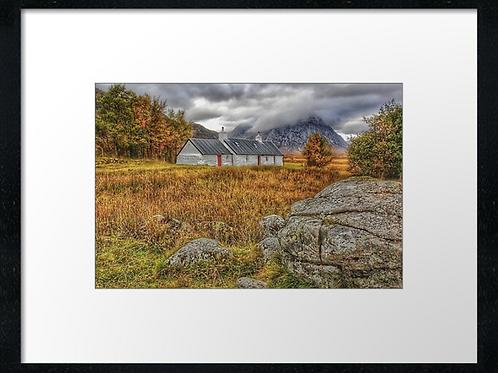 Glencoe (11)  40cm x 30cm framed print or canvas pri