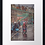 Thumbnail: Brighton mods (1) 40cm x 30cm framed print, canvas print or A4, A3 moun