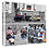 Thumbnail: Scooters Scooter Scooters collage Effect Print or canvas print Example shown is