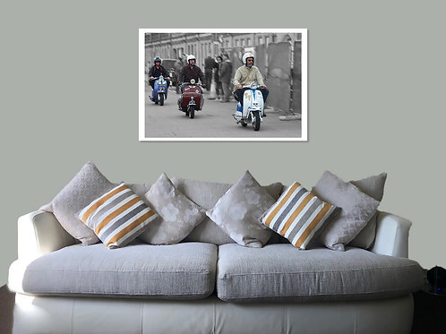 Brighton 20 91 Print,  Framed print, canvas print or poster