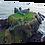 Thumbnail: Dunnottar castle drone picture (3)  40cm x 30cm framed print or canvas p