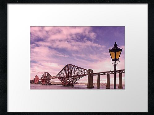 Forth Railway Bridge (3) print or canvas print