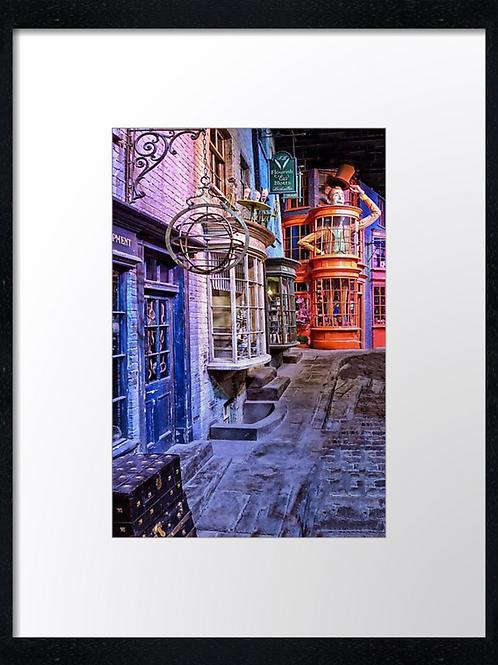 Harry Potter (6) 40cm x 30cm framed print or canvas print