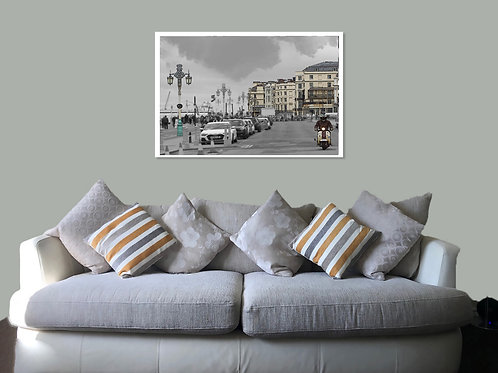 Brighton 20 95 Print,  Framed print, canvas print or poster
