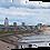 Thumbnail: Aberdeen beach 40cm x 30cm framed print or canvas