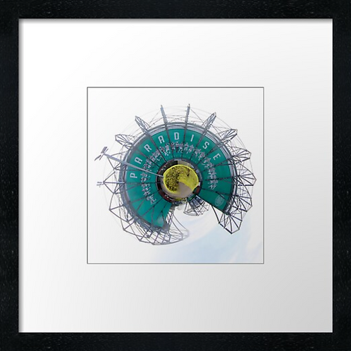 "Celtic fc small World (Example shown 10"" Framed print £21.50)"