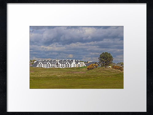 Carnoustie 2 Print or canvas, example 40cm x 30cm framed print