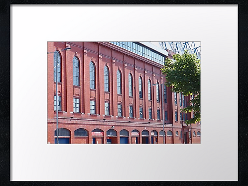 Rangers  (7) 40cm x 30cm framed print or canvas print