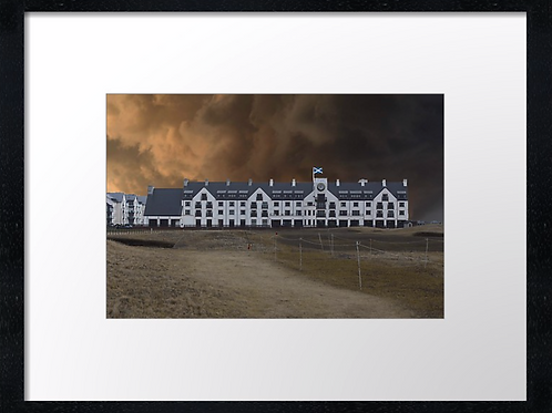 Carnoustie 14 Print or canvas, example 40cm x 30cm framed print