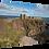 Thumbnail: Dunnottar castle (1) 40cm x 30cm framed print or canvas pri