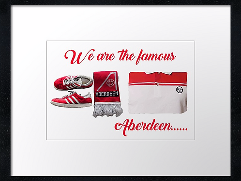 Aberdeen (21) We are the famous Aberdeen, Match ready