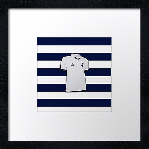 "Spurs  (Example shown 10"" Framed print £21.50)"