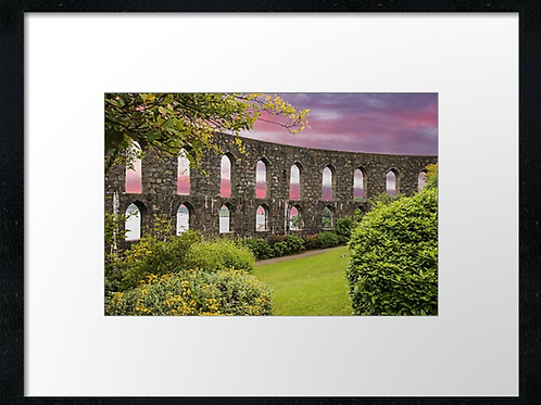 McCaigs Tower Oban print or canvas print