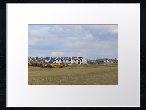 Carnoustie 9 Print or canvas, example 40cm x 30cm framed print