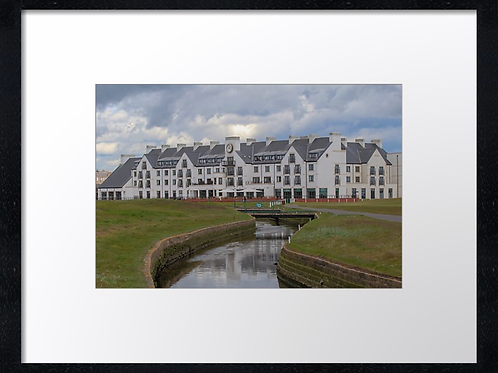 Carnoustie 6 Print or canvas, example 40cm x 30cm framed print