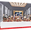 Thumbnail: Dr Who Last supper (Light) print or canvas print (example shown 40cm