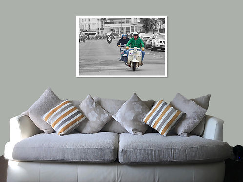 Brighton 20 93 Print,  Framed print, canvas print or poster