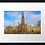 Thumbnail: Scott Memorial, Edinburgh  40cm x 30cm framed print or canvas pri
