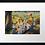 Thumbnail: Winnie-the-Pooh (3) example shown 40cm x 30cm framed print