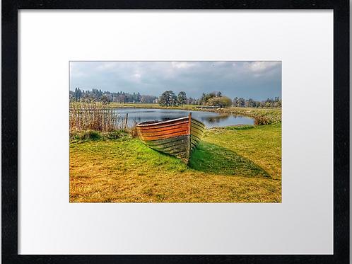 Dunecht estate (1)  40cm x 30cm framed print or canvas pri