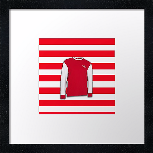 "Arsenal Vintage  (Example shown 10"" Framed print £21.50)"