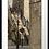 Thumbnail: Aberdeen Union St steps, poster,canvas print, poster, print or framed print