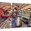 Thumbnail: Unusual tourists on the tube.  Print or canvas. Example 40cm x 30cm fr
