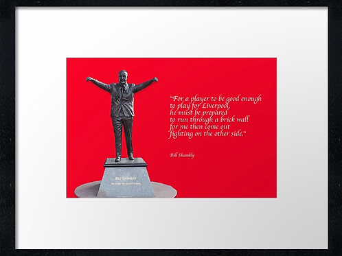 Liverpool (6) 40cm x 30cm framed print or canvas print