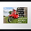 Thumbnail: Scooters (2) 40cm x 30cm framed print, canvas print or A4, A3 moun