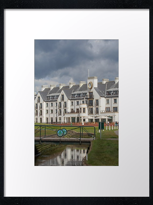 Carnoustie 5 Print or canvas, example 40cm x 30cm framed print