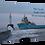 Thumbnail: Stormy waters print or canvas print (example shown 40cm x 30cm framed pri