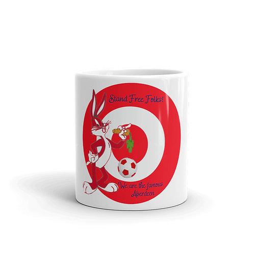 Aberdeen fc, standing free (4) Mug