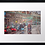 Thumbnail: Brighton mods (2) 40cm x 30cm framed print, canvas print or A4, A3 moun