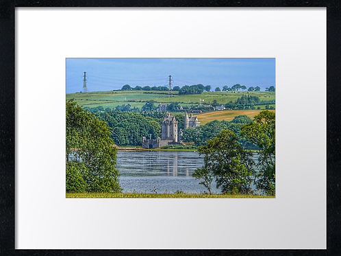 Dunecht (10)  40cm x 30cm framed print or canvas pri
