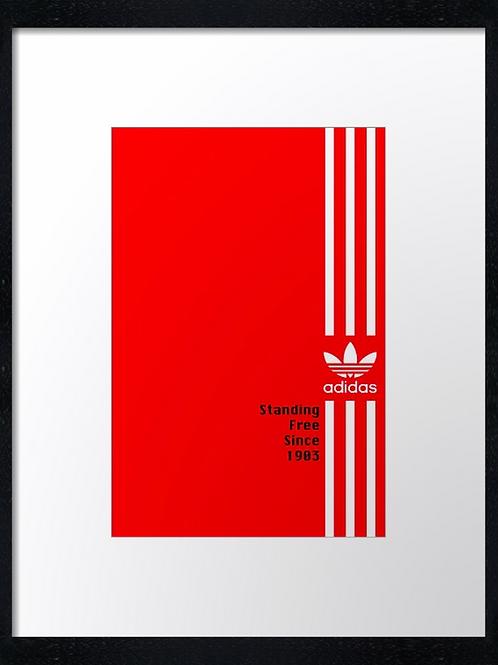 Aberdeen (11) 3 stripes Adidas standing free