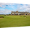 Thumbnail: Royal Troon golf course 40cm x 30cm framed print of canvas print