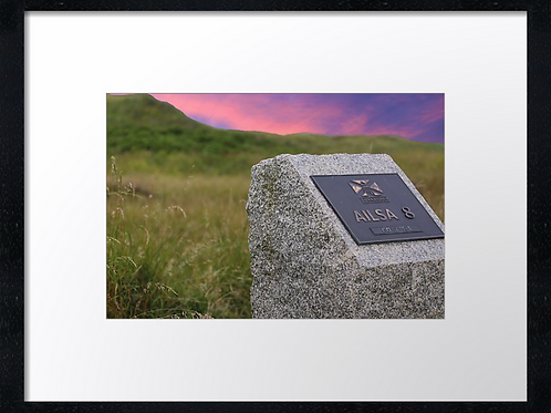 Turnberry golf course (6) 40cmx 30cm framed print or canvas print