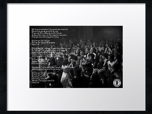 Northern Soul Dancing 40cm x 30cm framed print, canvas print or A4, A3 mounted