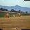 Thumbnail: Bennachie over the farms  40cm x 30cm framed print or canvas pri