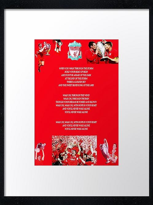 Liverpool (4) 40cm x 30cm framed print or canvas print