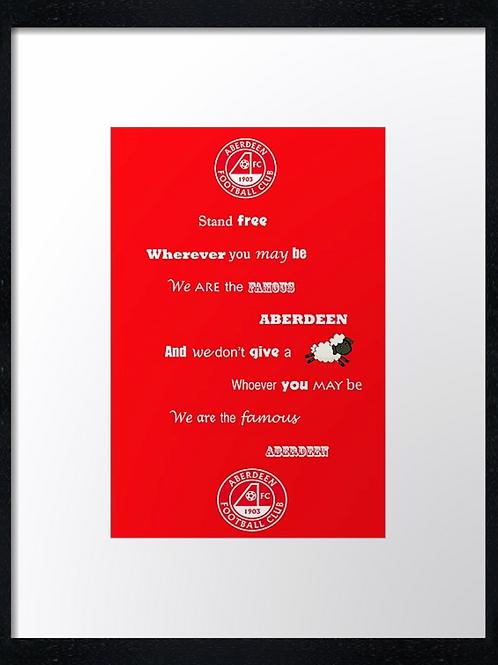 Aberdeen (5) Stand Free