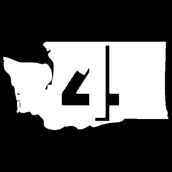 1 in 4 Logo