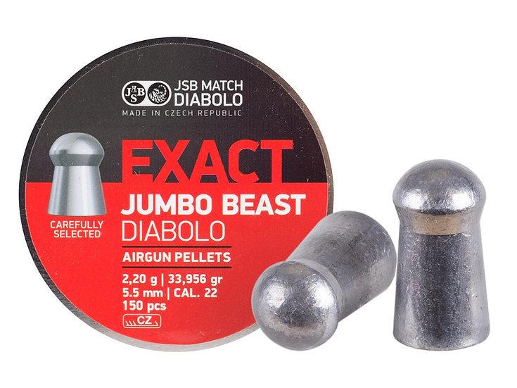 EXACT JUMBO BEAST 5.5mm