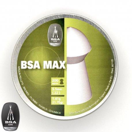 BSA MAX 5.5