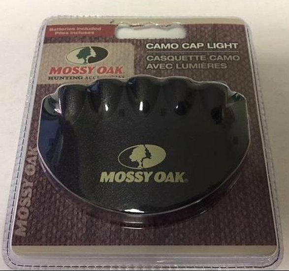 كشاف للقبعات / mossy oak