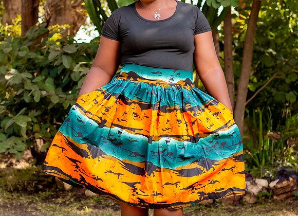 Chenai Mid Skirt